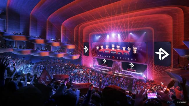 "$500 million ""iconic performance venue"" set to be home of Toronto Defiant and Ultra"
