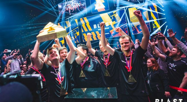 Astralis claim another win with Blast Pro Series Lisbon