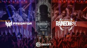 Ubisoft partners with Acer Predator for Rainbow Six esports