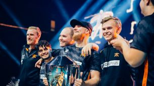 Fnatic are the DreamHack Masters Malmö 2019 champs