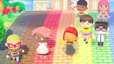 Queerowanie Animal Crossing