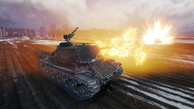 Walki 7 na 7 powracają do World of Tanks
