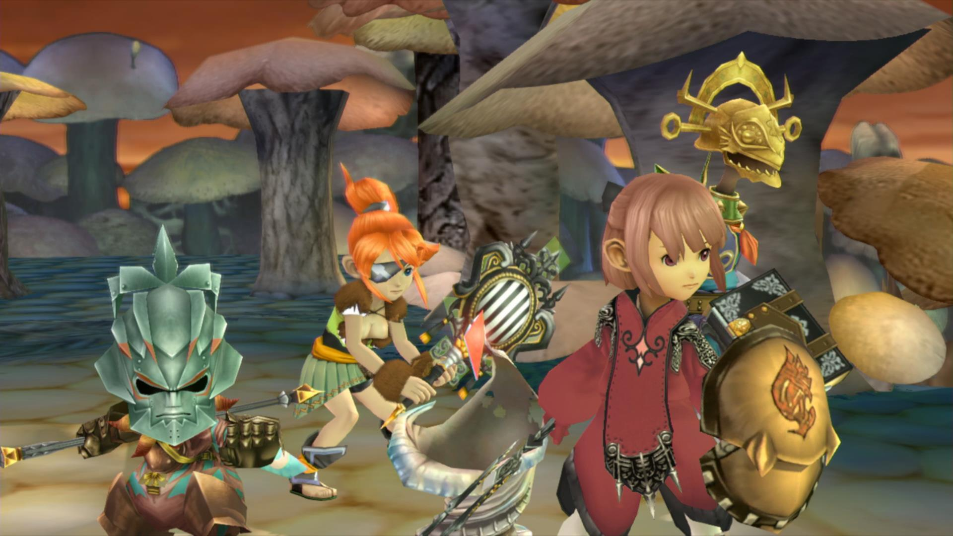 Final Fantasy Crystal Chronicles Version for PC