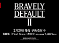 Bravely Default II promowane na nowym materiale