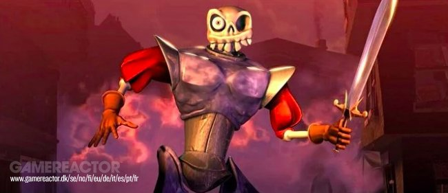MediEvil na nowym materiale