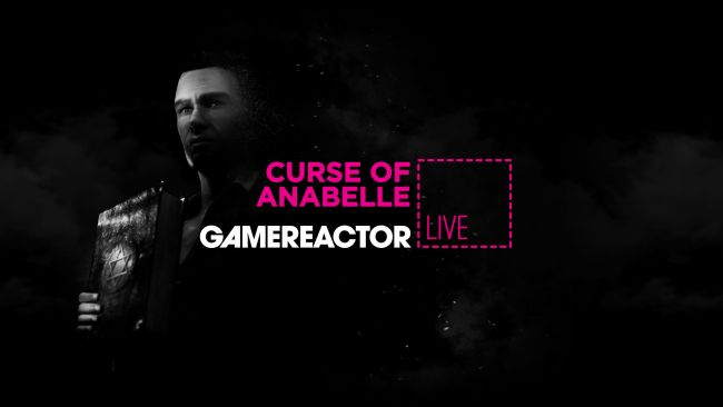 Dziś na GR Live: Curse of Anabelle