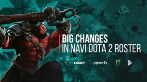 Natus Vincere releases three players and its coach