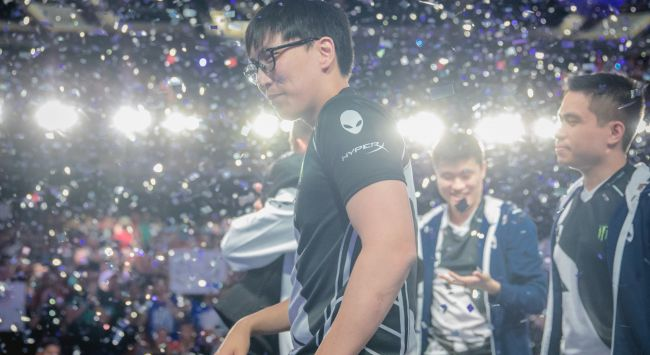 Doublelift announces his retirement