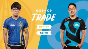 Golden Guardians signs Keith from Cloud9, swaps Deftly