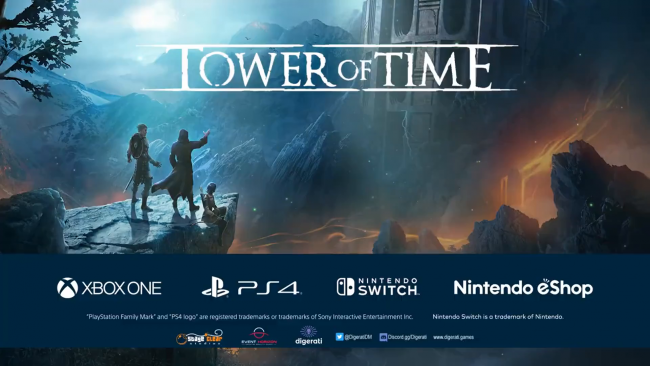 Tower of Time trafi na konsole