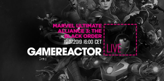 Dziś na GR Live: Marvel Ultimate Alliance 3: The Black Order