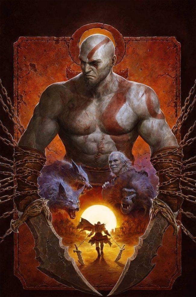 Prequel God of War w komiksie