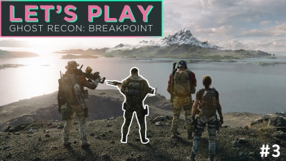 Let's Play Ghost Recon: Breakpoint - Episode 3
