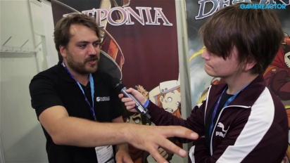 GC 13: Goodbye Deponia - Poki Interview