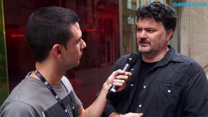 Tim Schafer - Gamelab 2014 interview