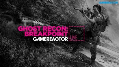 Ghost Recon: Breakpoint - Launch Livestream Replay