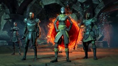 The Elder Scrolls Online: Waking Flame – zwiastun z rozgrywki