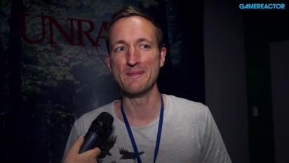 Unravel - Martin Sahlin Interview