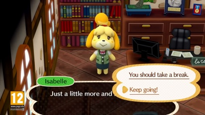 Super Smash Bros. Ultimate - Isabelle Reveal Trailer