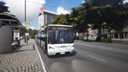 Bus Simulator 18 - Teaser Trailer