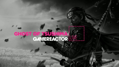 Ghost of Tsushima - Launch Livestream Replay