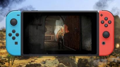 Sniper Elite 3 - Switch Announcement Trailer