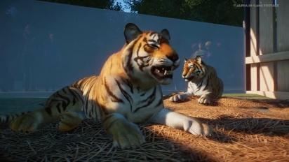 Planet Zoo - Gamescom Scenario Reveal