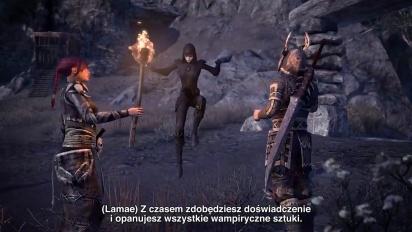 The Elder Scrolls Online - przegląd odświeżonej linii umiejętności dla wampirów