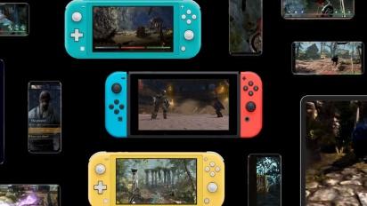 The Elder Scrolls: Blades - Nintendo Switch (oficjalny zwiastun premierowy)