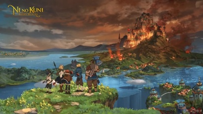 Ni no Kuni: Cross Worlds - Japanese Trailer #1