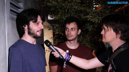 Sable - Gregorios Kythreotis and Daniel Fineberg Interview