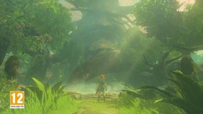 The Legend of Zelda: Breath of the Wild - DLC Trailer