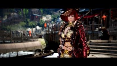 Black Desert - PlayStation 4 Launch Trailer