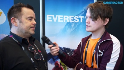 Everest VR - Kjartan Emilsson Interview