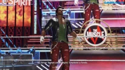 Dead or Alive 6 - Diego vs. La Mariposa Gameplay
