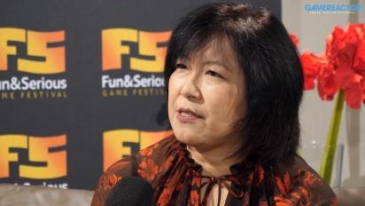 Fun & Serious - Yoko Shimomura Interview