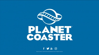 Planet Coaster - Official Launch Trailer