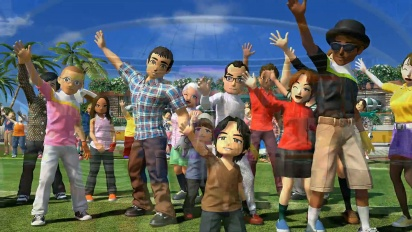 New Everybody's Golf - Japanese date trailer