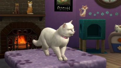 The Sims 4 - Cats & Dogs: Create A Pet Official Gameplay Trailer