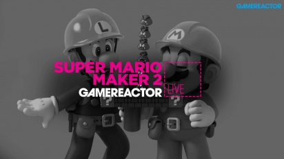 Super Mario Maker 2 - Livestream Replay