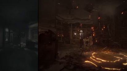 The Medium - Dual-Reality Gameplay Showcase