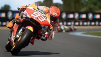 MotoGP 21 - Launch Trailer