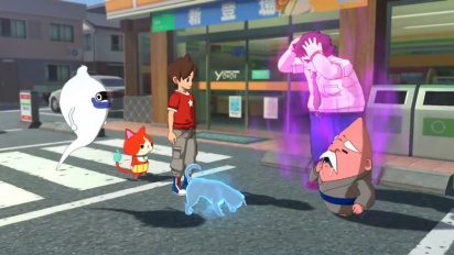 Yo-kai Watch 4 - World Hobby Fair Winter 2019 Japanese Gameplay