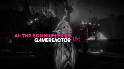 AI: The Somnium Files - Livestream Replay