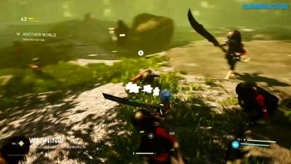 BioMutant - Gameplay z wersji demonstracyjnej i wywiad