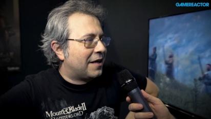 Mount & Blade II: Bannerlord - Wywiad z Armağanem Yavuzem