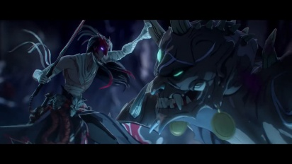League of Legends- Kin of the Stained Blade - Spirit Blossom 2020 Cinematic Trailer