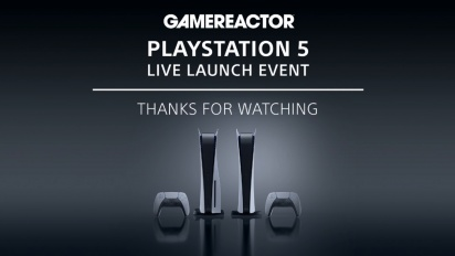 Playstation 5 - Launch Livestream Replay