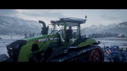 Farming Simulator 22 - Cinematic Release Date Trailer