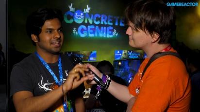 Concrete Genie - Arjun Harisena Interview